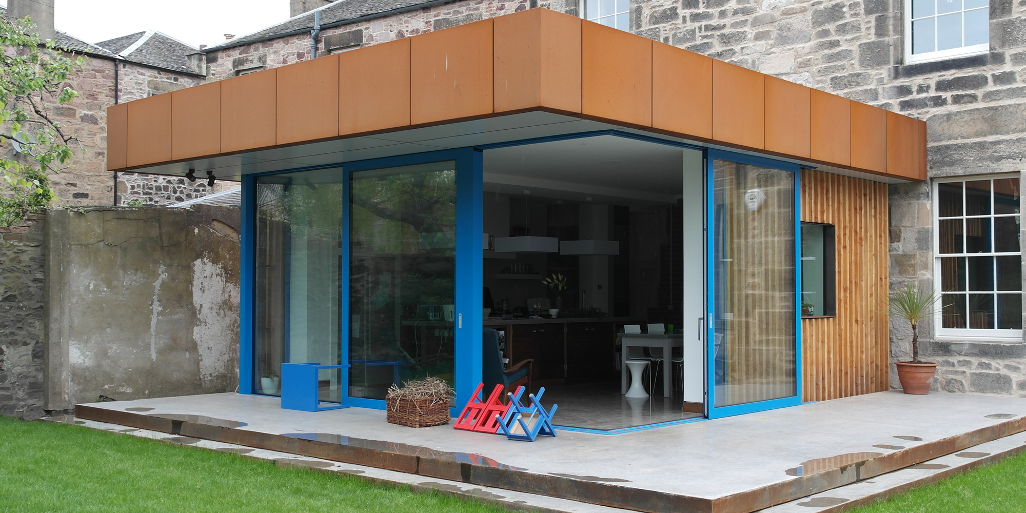 Specialists in Lift & Slide Door Installations