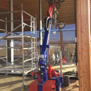 Glass lifting Robot