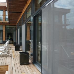 Thermo HS Lift and Slide Doors from Olsen Installed in Gloucestershire